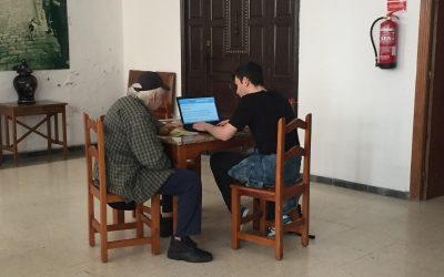 Entrevistas en el Hospital de la Caridad II